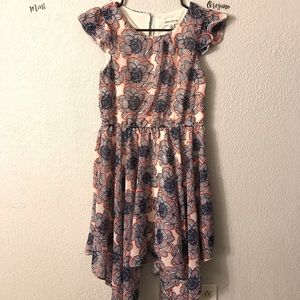 Cute floral Mid dress